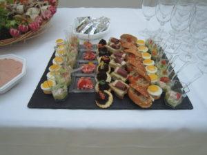 Cocktail Mariage Grenoble - Buffet Traiteur Grenoble